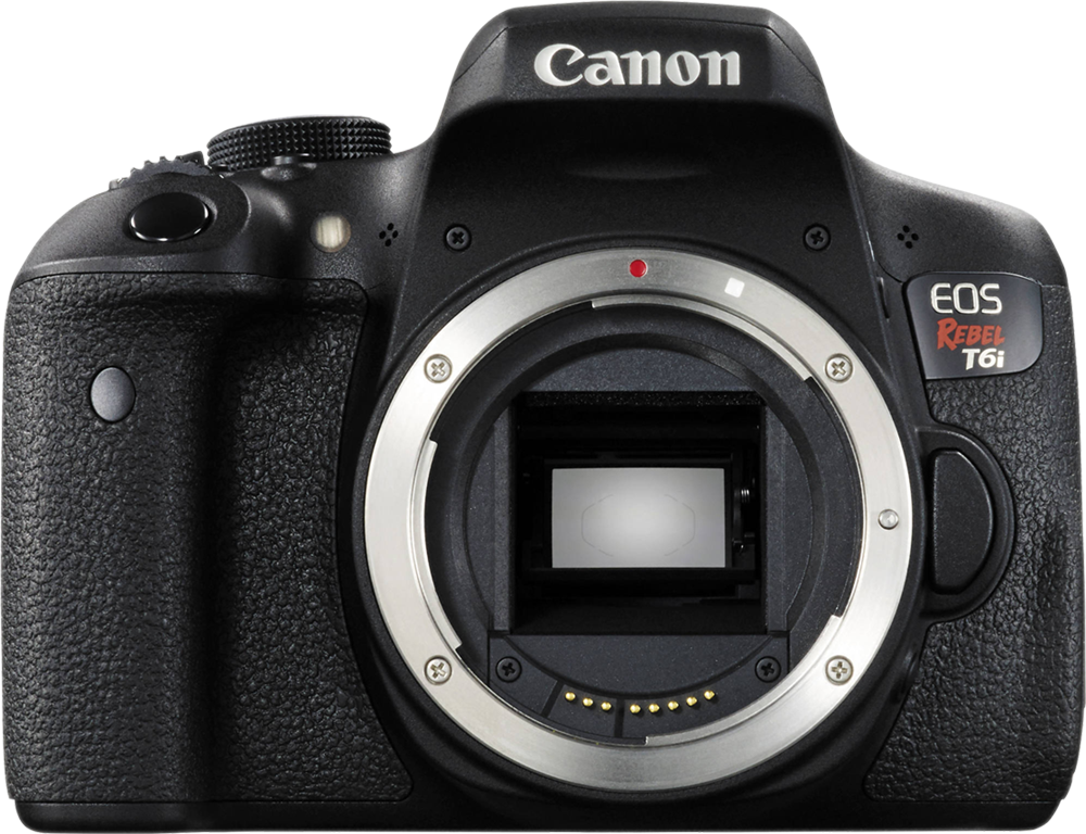 Canon Rebel T6i Review