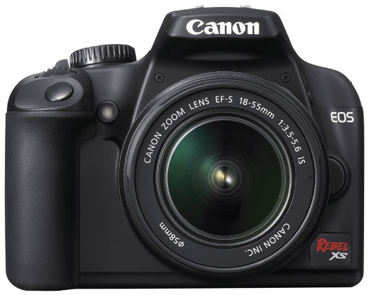 Canon EOS DIGITAL REBEL XS