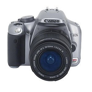 Canon EOS DIGITAL REBEL XSI