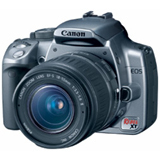 Canon EOS DIGITAL REBEL XT