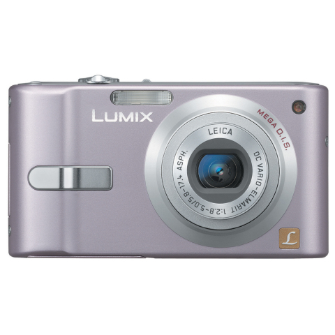 Panasonic DMC-FX10