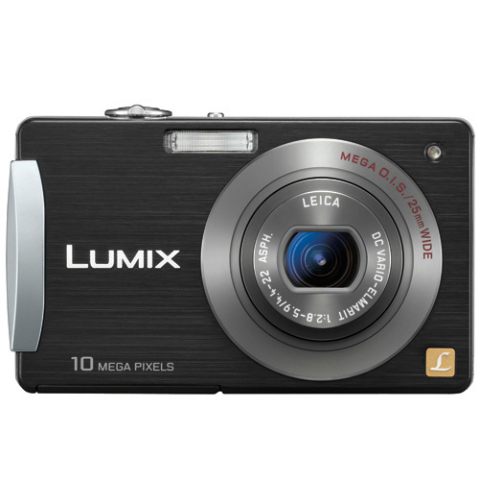 Panasonic DMC-FX500