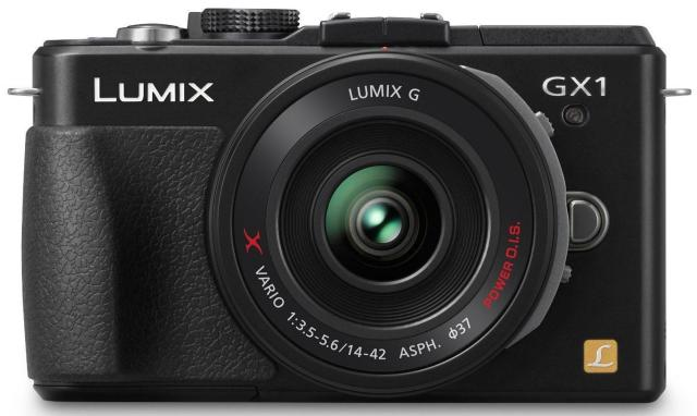 Panasonic DMC-GX1